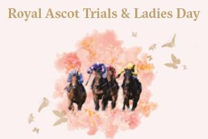 Royal Ascot Trials & Ladies Day at Naas Racecourse