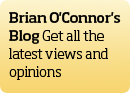 Blog - Read Brian O'Connor's weekly blog