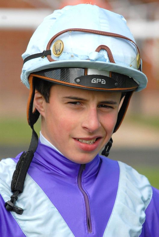 William Buick rode Buthelzi in his flat days