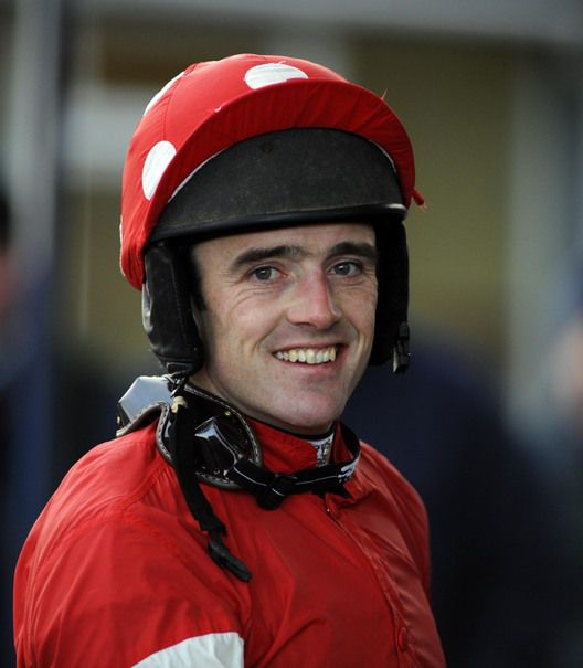 Ruby Walsh rider of Zarkandar