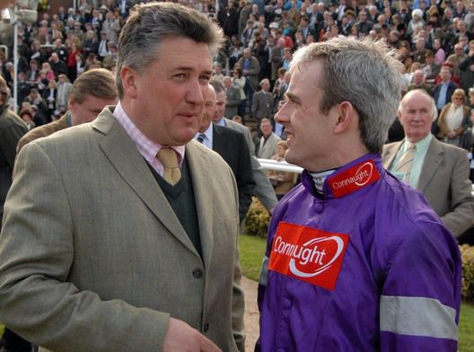 Paul Nicholls & Ruby Walsh combined to take the Cheltenham opener with Far West