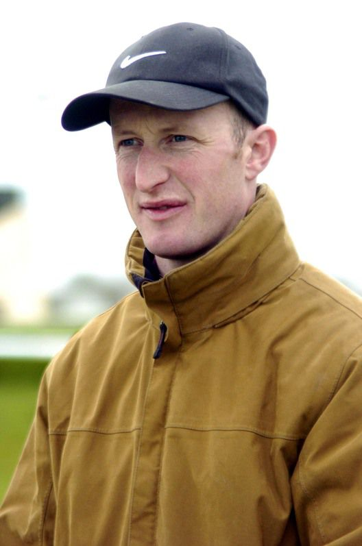 Colm Murphy, trainer of Brave Inca