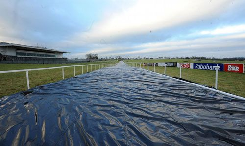 The covers will be down at Punchestown