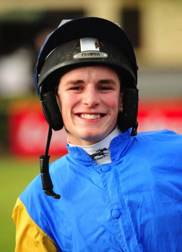 Danny Mullins steered the big gamble home