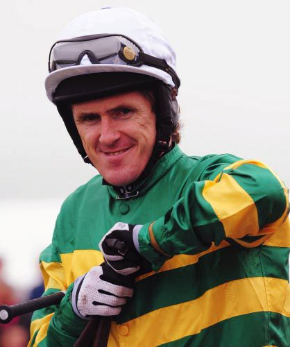 Tony McCoy rides at Navan today