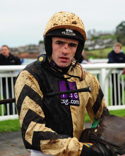 Ruby Walsh features on Jump Boys