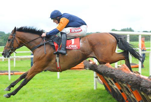 Rebel Fitz on his way to victory at Cork in August of last year