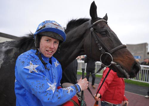 Liam McKenna and Yachvili