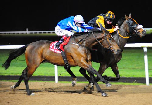Balmont Flyer (nearside) and First Friday