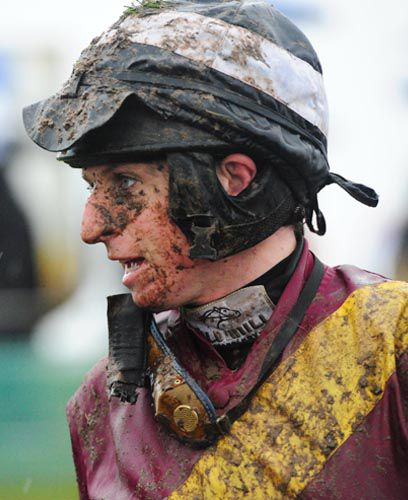 Jamie Codd after his heroics on Bothair Clei