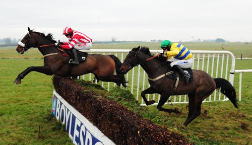 Forpadydeplasterer jumps the last in front of Snooze