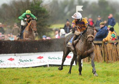 Indian Castle did the job well for Jimmy Mangan and Mikey O'Connor at Ballindenisk last Sunday