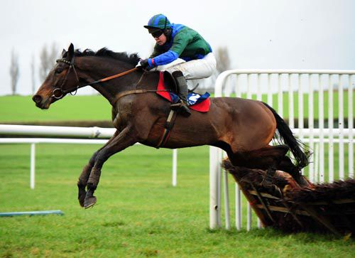 Sloppy jumping didn't stop Playing from winning easily at Clonmel