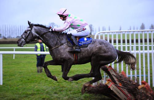 He wasn't tidy at the last but it made no difference to Ballycasey under Patrick Mullins at Clonmel