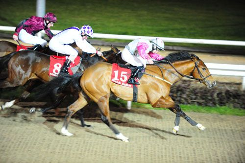 Your Pal Tal beat Rapid Approach and Tylery Wonder at Dundalk
