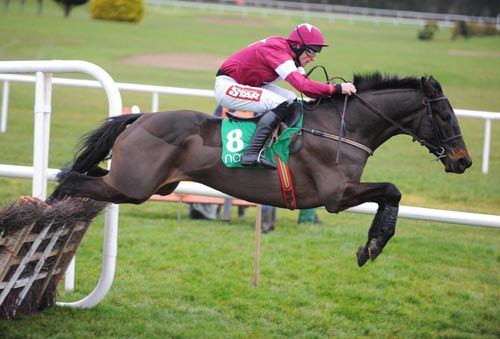 Un Atout and Davy Russell pop the last