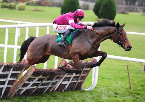 Rule The World and Davy Russell