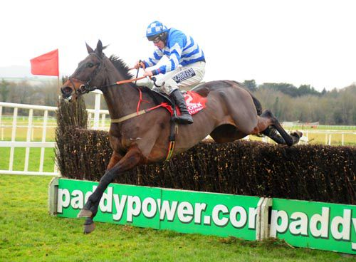 Days Hotel & Phillip Enright on their way to victory in the Hilly Way Chase at Cork