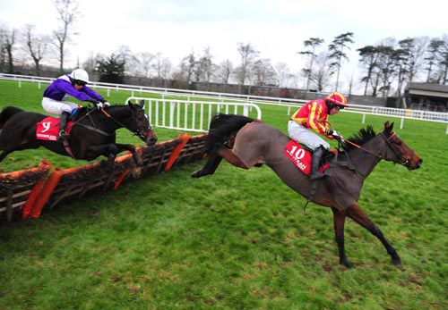 Sherika had the measure of The Blarney Rose at Gowran