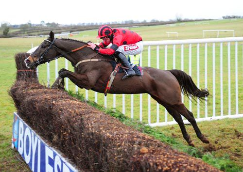 Whiskey And Red winning at Thurles in December