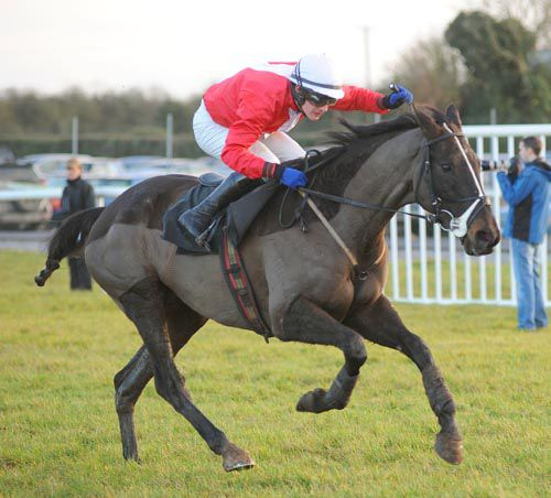 Captain Canada and Paul Townend power home at Thurles