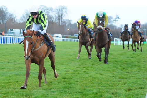 Moyle Park wins at Leopardstown at Christmas