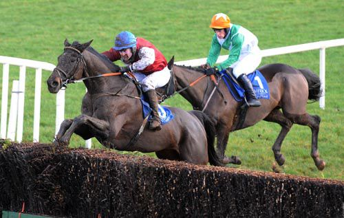 Ponmeword jumps the last ahead of Ardglen