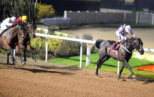 Golden Shoe stretches on from Suehail and Dimitar at Dundalk