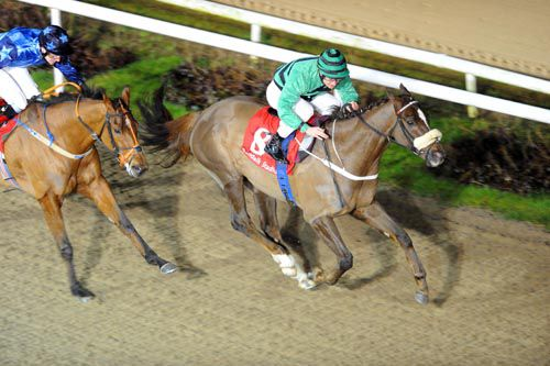 Alvar beats Black N Brew at Dundalk