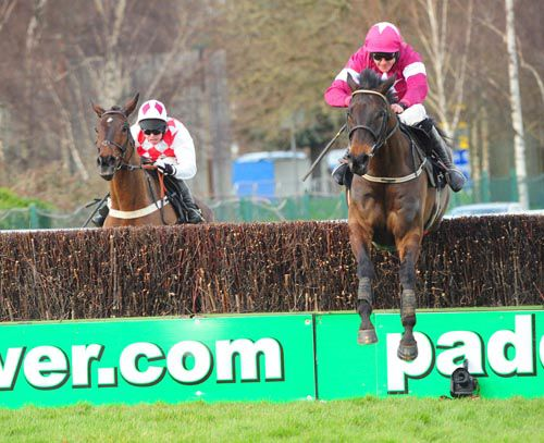 Sir Des Champs leads Flemenstar