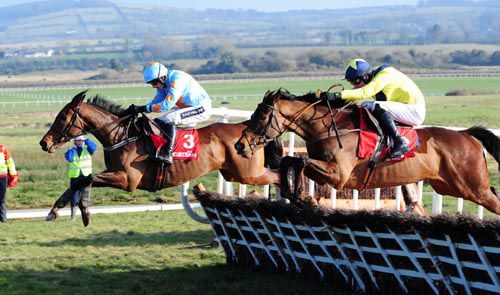 Un De Sceaux leads Black Sammy