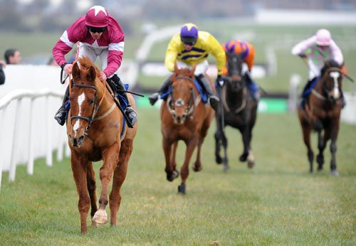 Sweeney Tunes and Davy Russell cosy winners