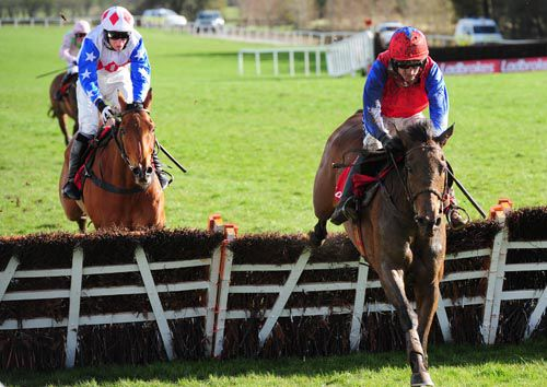 2013 Quevega was much too good for Reve de Sivola at Punchestown