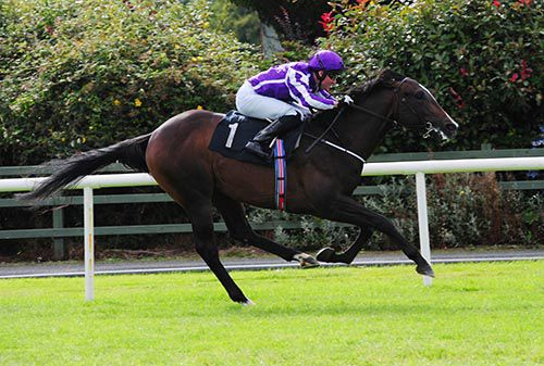Rule The Waves and Seamie Heffernan are clear of their rivals close home