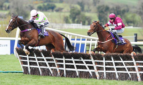 2016 Vroum Vroum Mag and Ruby Walsh lead home Identity Thief and Bryan Cooper