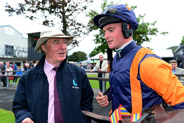 Image result for barry browne jockey twitter